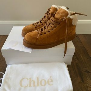 New Authentic Chloe Boots, 41